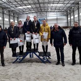 Завершився чемпіонат України з сучасного п'ятиборства